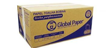 Papel toalha absorvente